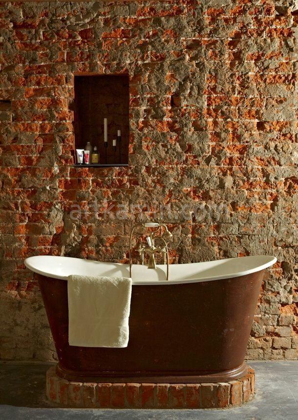 антикварная ванна