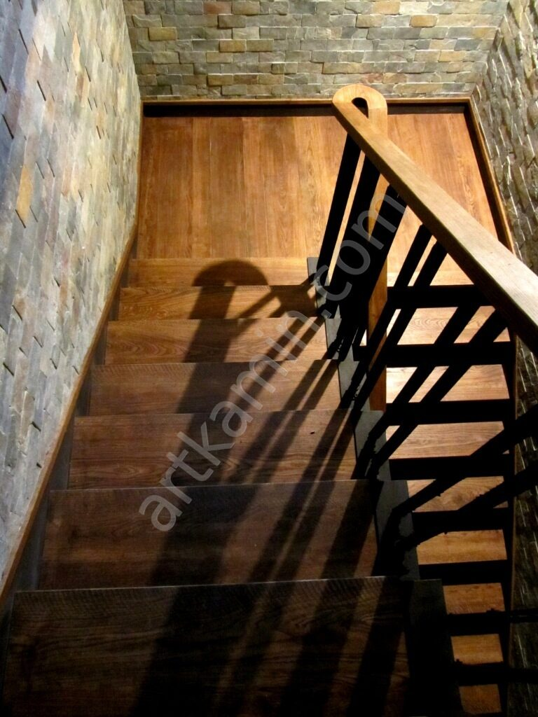 Лестница лофт своими руками