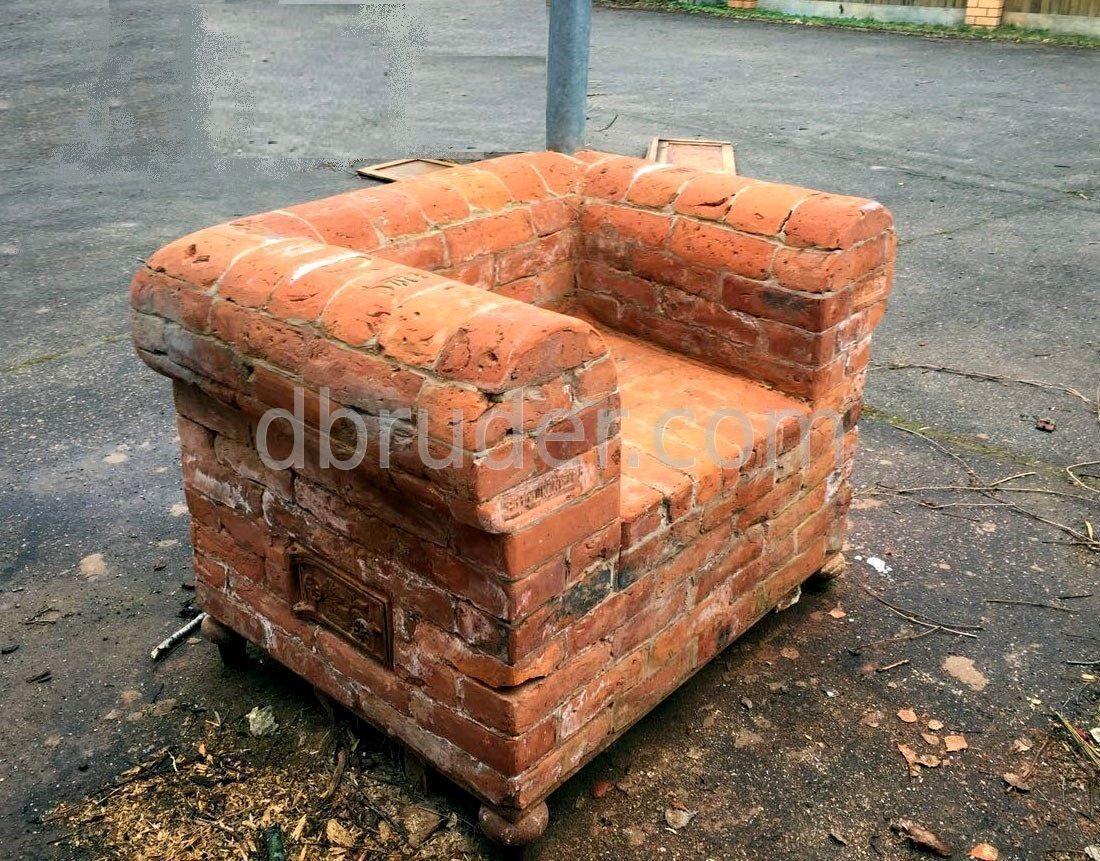 Chesterfield brick