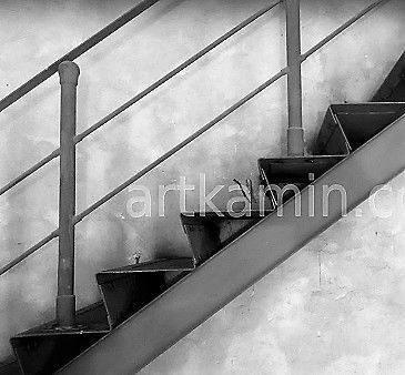 Железные лестницы. РАЗДЕЛ.